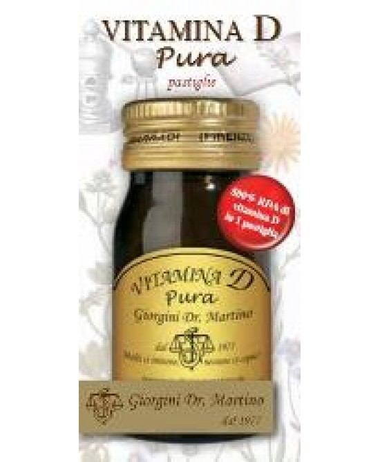 Vitamina D Pura 60past - Farmaci.me