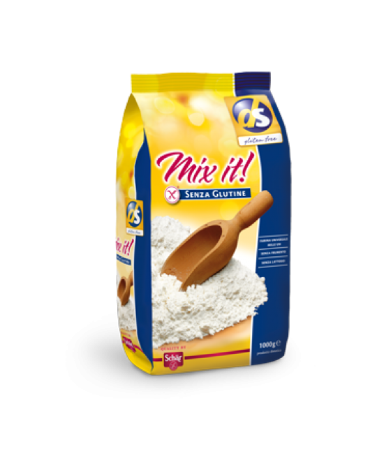 Schar Mix It Farina Universale Senza Glutine 1kg - Farmabellezza.it