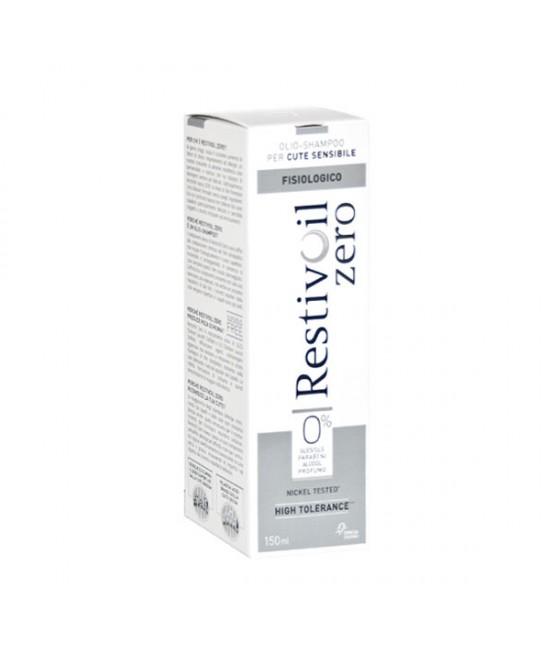 RestivOil Zero Olio Shampoo  Fisiologico Extradelicato 150ml - Farmacento