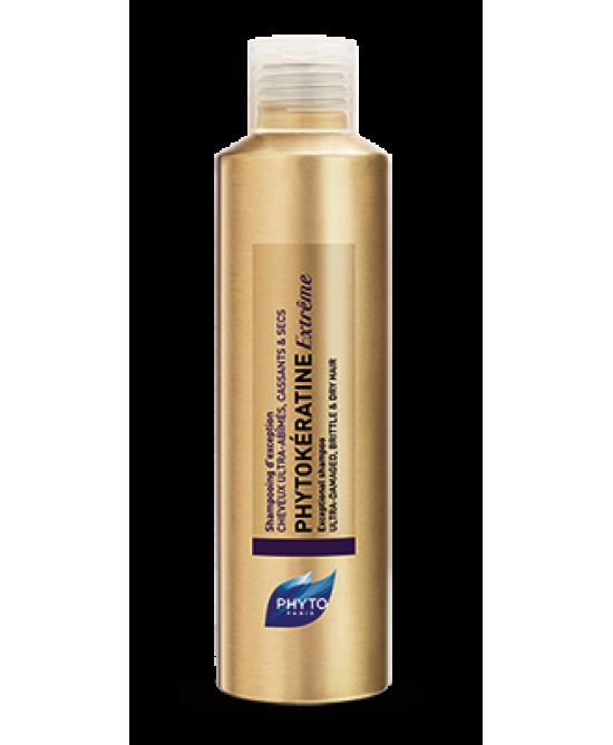 Phytokeratine Extreme Shampoo D'Eeccezione 200ml - La farmacia digitale
