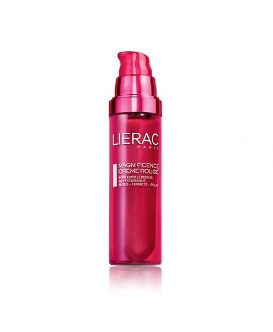 Lierac Magnificence Crema Rouge Trattamento Perfezionatore Levigante - Farmajoy