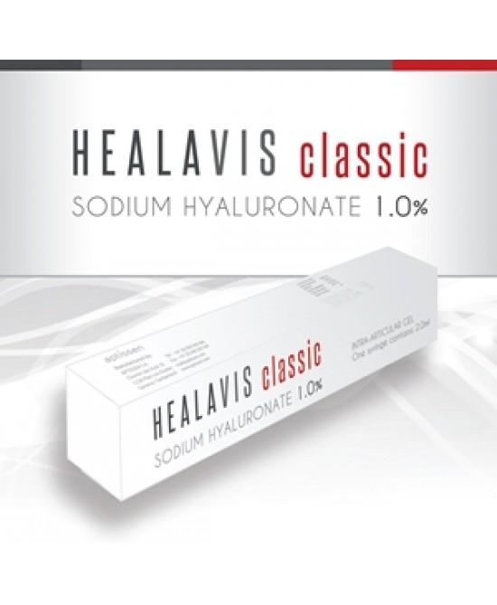 SIRINGA INTRA-ARTICOLARE HEALAVIS ACIDO IALURONICO 1,0% 2 ML - Farmaseller
