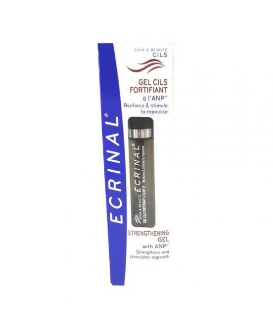Les Laboratoires Asepta Ecrinal Gel Rinforzante Ciglia  9ml - Farmafamily.it