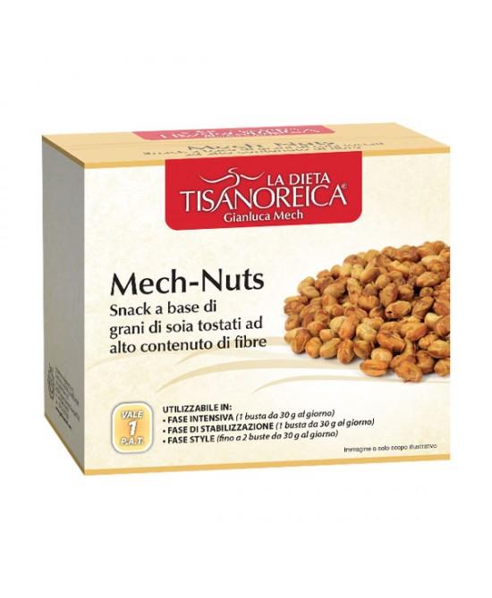 Tisanoreica Style Mech-Nuts Grani di Soia Tostati 4x30 gr - La tua farmacia online