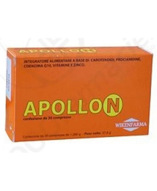 Apollon Integratore 30 Compresse