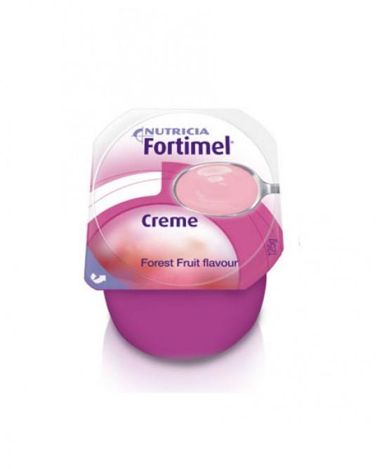 FORTIMEL CREME FRUT BOS 4X125G prezzi bassi