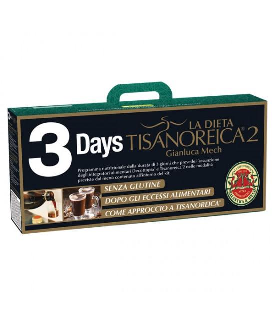 Tisanoreica2 Kit 3 Days Start Gianluca Mech - La tua farmacia online