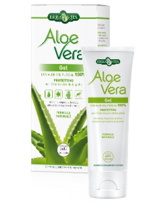 ErbaVita Aloe Vera Uso Esterno Aloe Vera Gel  200ml -