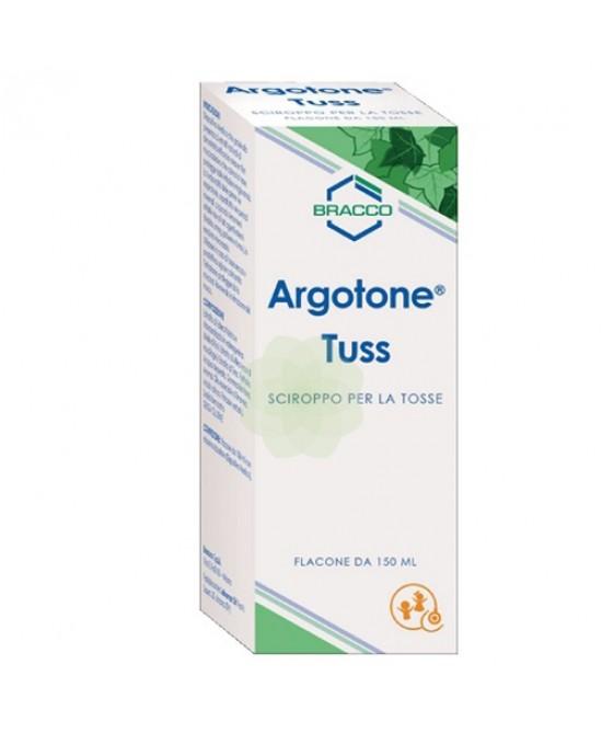Argotone Tuss Sciroppo Tosse 150ml -