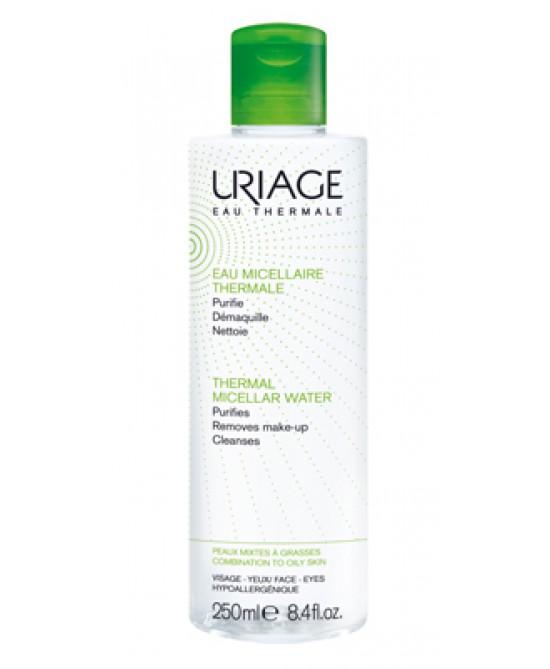 Uriage Acqua Micellare Termale Pelle Grassa 250ml-927117097
