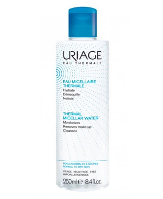 Uriage Acqua Micellare pelle normale/secca 100ml prezzi bassi