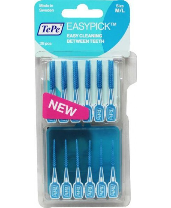 Tepe Easypick Setole Blu - Farmajoy