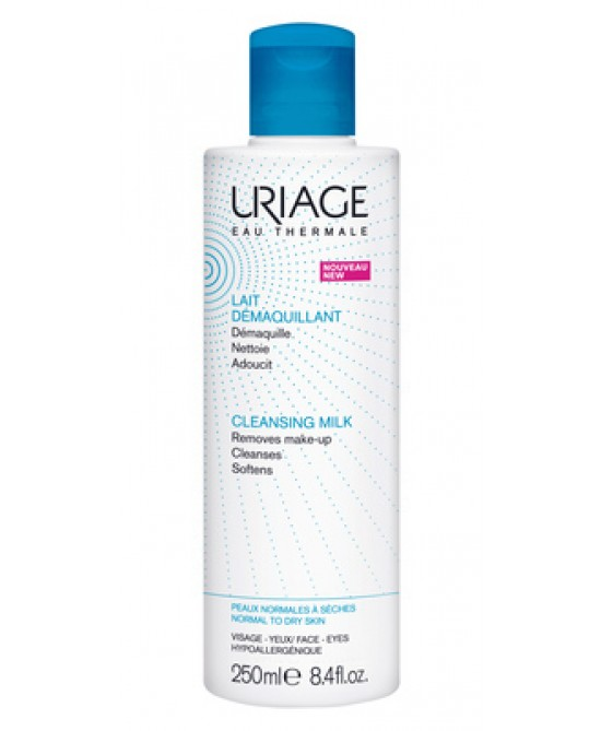 Uriage Latte Detergente Lozione Detergente 250ml - La farmacia digitale