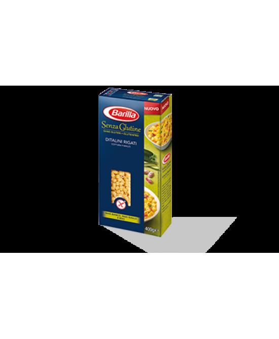Barilla Ditalini Pasta Senza Glutine 400g - FARMAPRIME