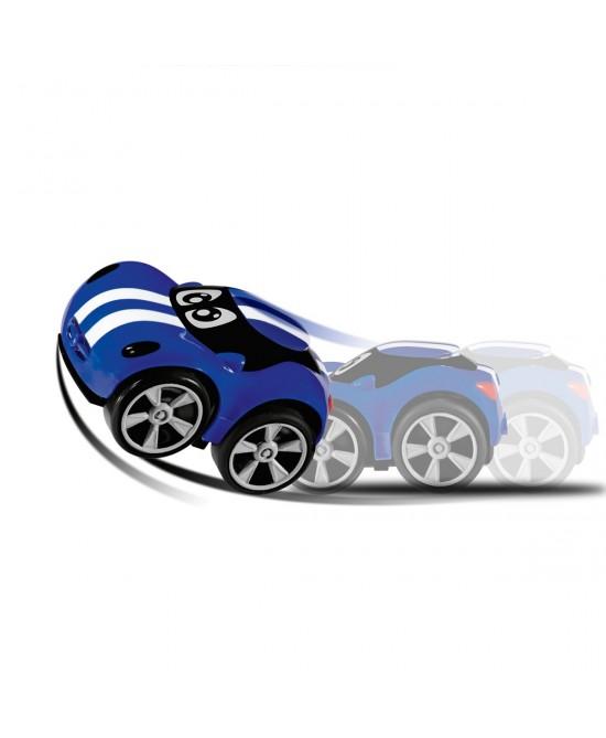 Chicco Gioco Turbo Touch Stunt Colore Blu