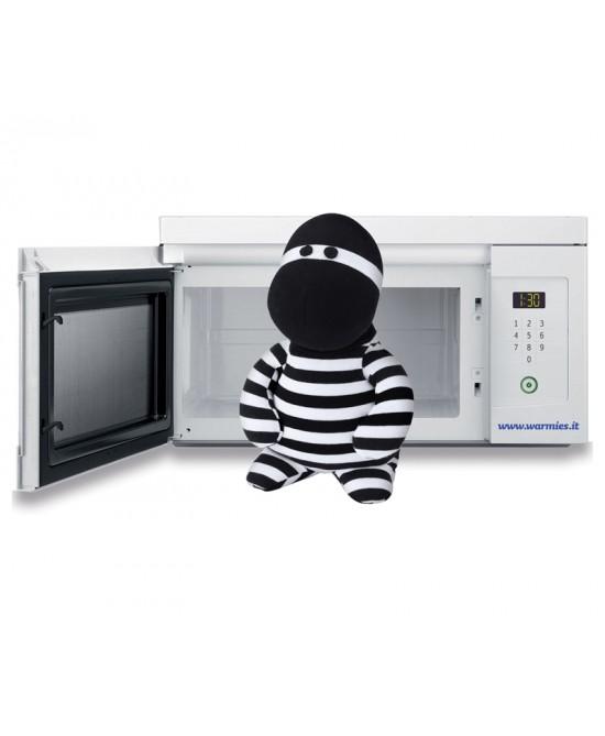 Warmies Peluches Termici Socky Doll Bandito - Farmapage.it