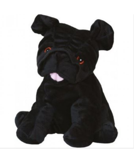 T-Tex Warmies Peluches Termico Carlino Nero