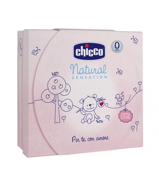 Cicco Natural Sensation Cofanetto Piccolo Rosa - Iltuobenessereonline.it
