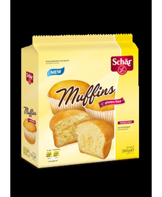 Schar Muffins Senza Glutine 260g - Antica Farmacia Del Lago