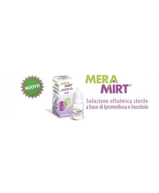 Meramirt Integratore Alimentare 8 ML collirio -  Oftalmiche - Farmastar.it