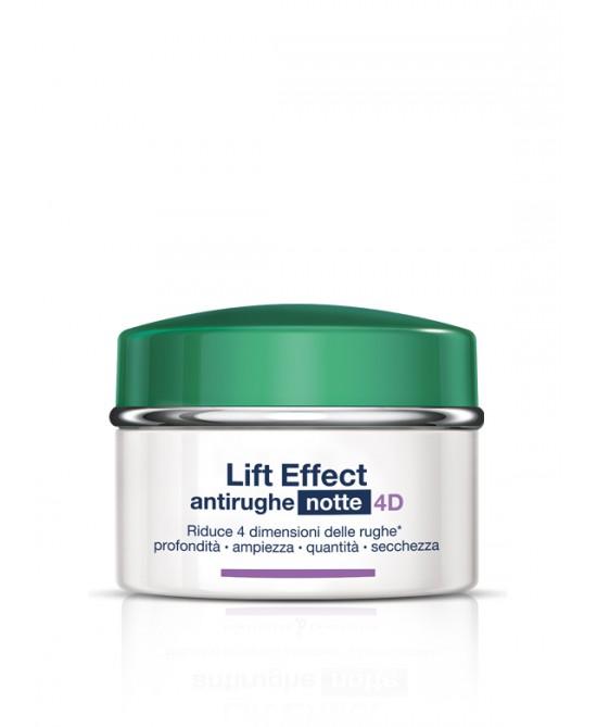 Somatoline Cosmetic Lift Effect Antirughe Notte 4D 50ml