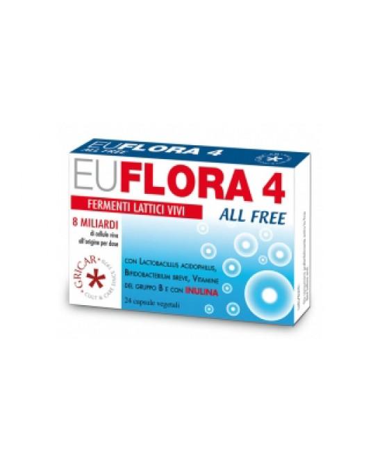 EUFLORA ADVANCE ALL FREE 24CPS prezzi bassi