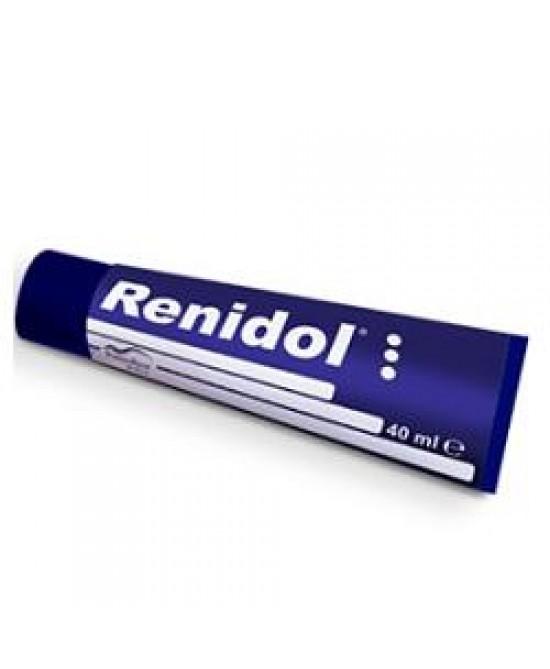 RENIDOL CREMA 100 ML - Farmaconvenienza.it