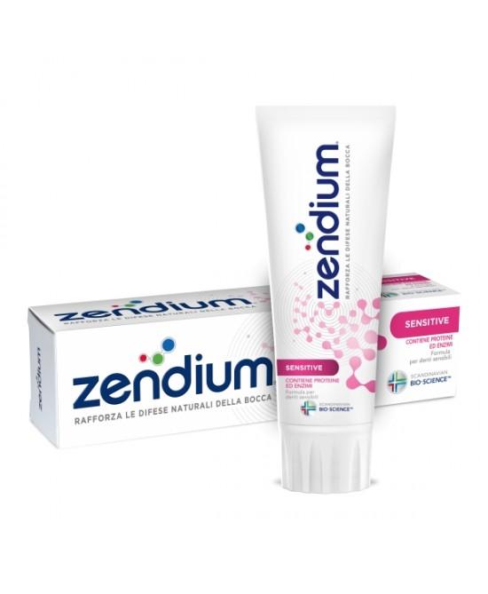 Zendium Sensitive Dentifricio 75ml - FARMAEMPORIO