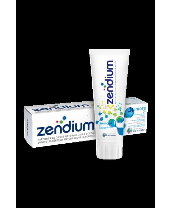 Zendium Junior Dentifricio 7 Anni in su 75 ml