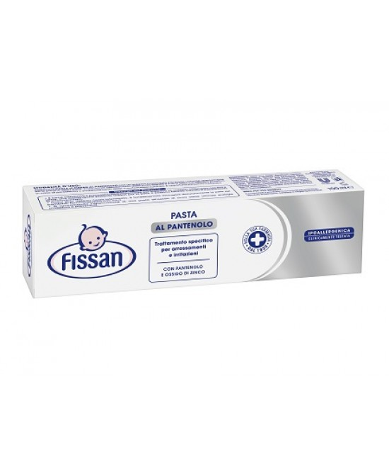 Fissan Pasta Pantenolo 100ml - Farmajoy