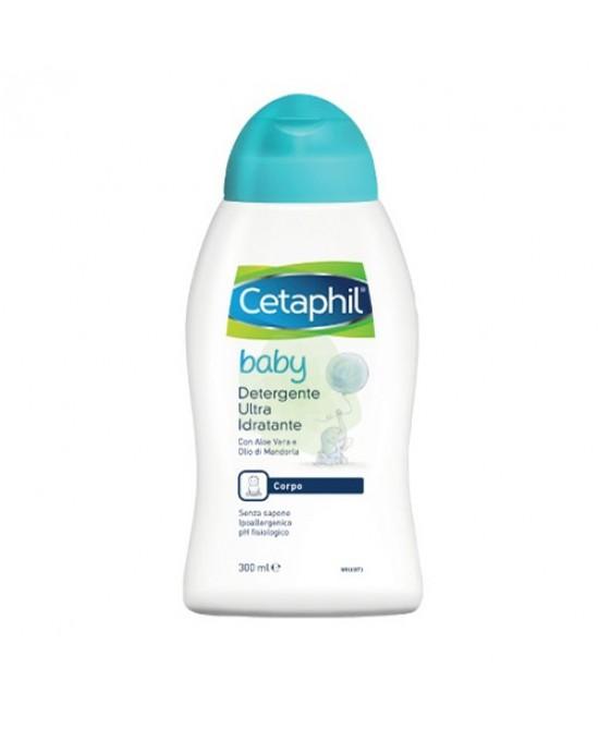 Cetaphil Baby Detergente Ultra Idratante 300ml