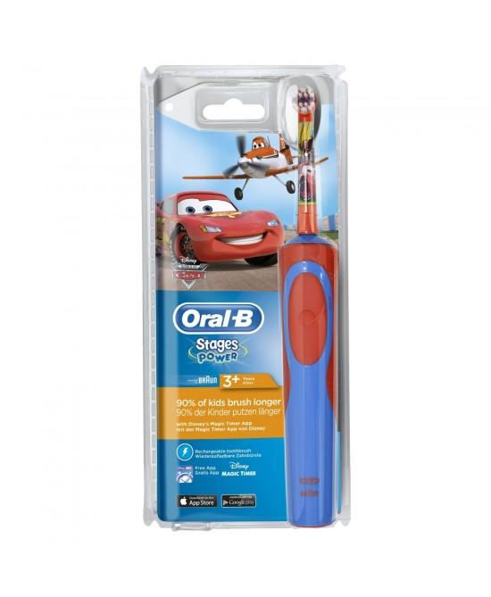 Oral-B Power Vitality Stage  Car Spazzolino Elettrico Per Bambini - La tua farmacia online