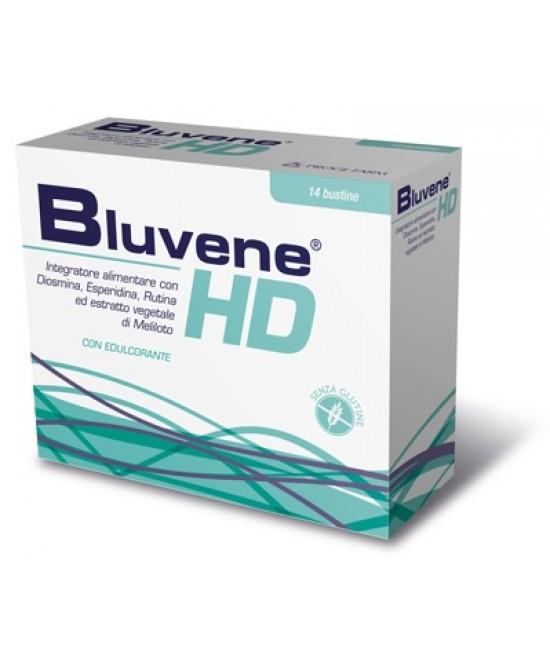 BLUVENE HD 14 BUSTINE 63 G - sapofarma.it