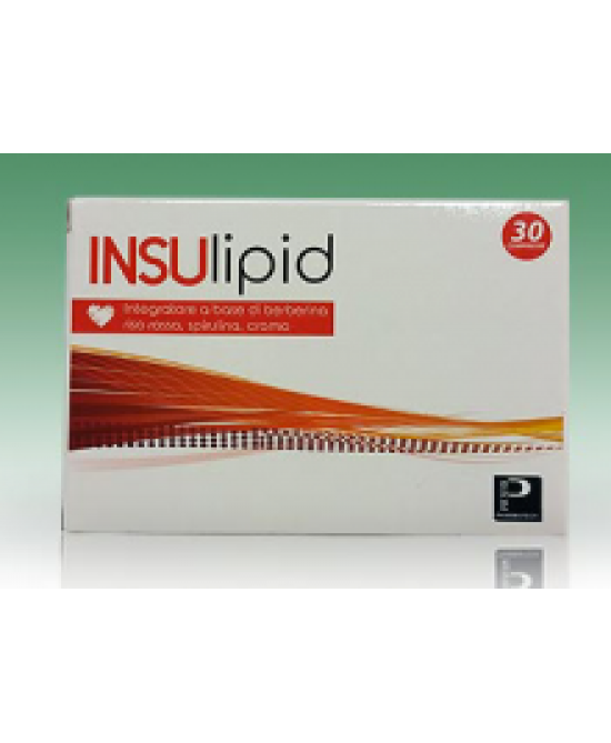 Insulipid Integratore Alimentare 30 Compresse - Farmaci.me