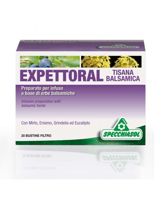 EXPETTORAL TISANA BALS 20BUST-927295648