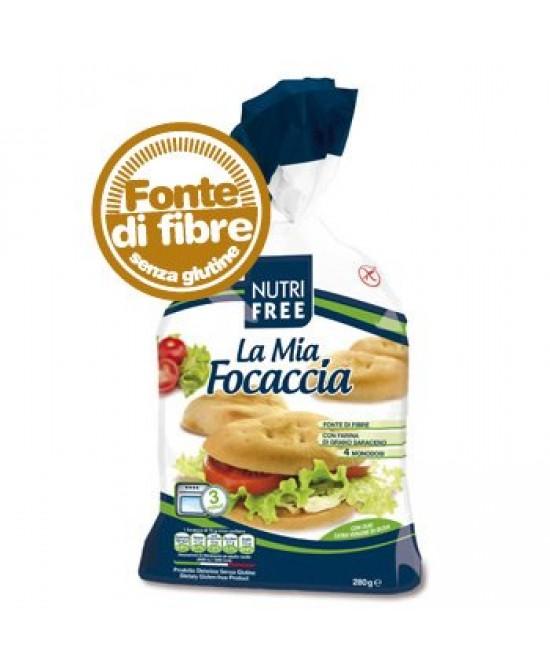 NutriFree La Mia Focaccia Senza Glutine 140g