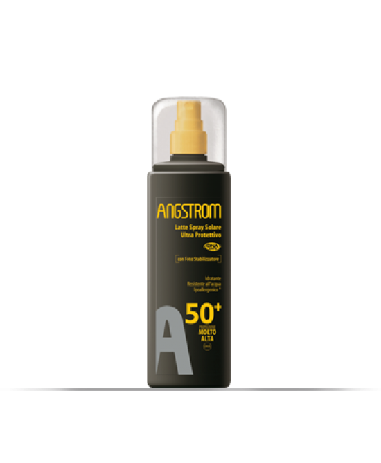 Angstrom Hydraxol Latte Spray Solare SPF 50+ Spray 100ml