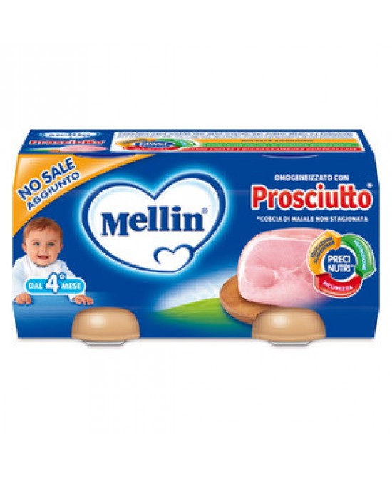 MELLIN OMOG PROSCIUTTO 2X120G-927383974