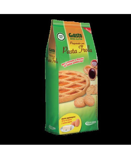 Giusto Senza Glutine Preparato Per Pasta Frolla 500 g