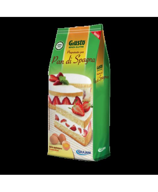 Giusto Preparato per Pan di Spagna Senza Glutine