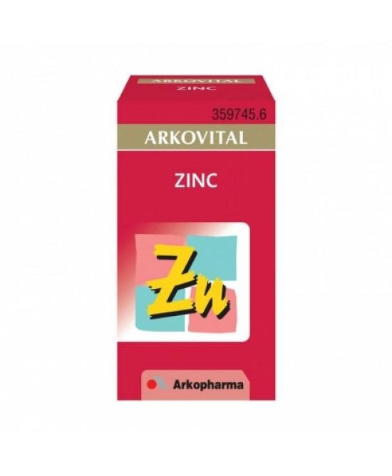 Arkopharma Arkovital Zinc 60 Caramelle Gommose - La farmacia digitale
