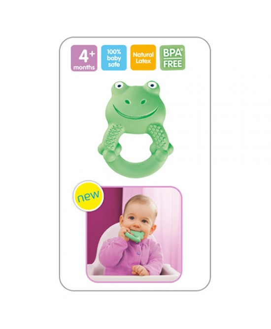 Mam Friends Max The Frog 4+ Mesi - Farmastar.it