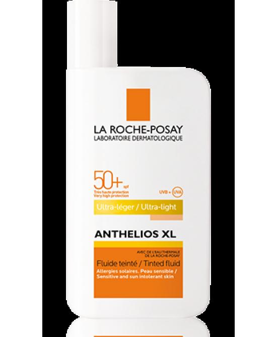La Roche-Posay Anthelios XL SPF 50+  Fluido Colorato Ultra-Leggero 50ml