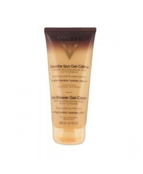 Vichy Douche Mineral Gel Cream Tonificante 200ml - Carafarmacia.it