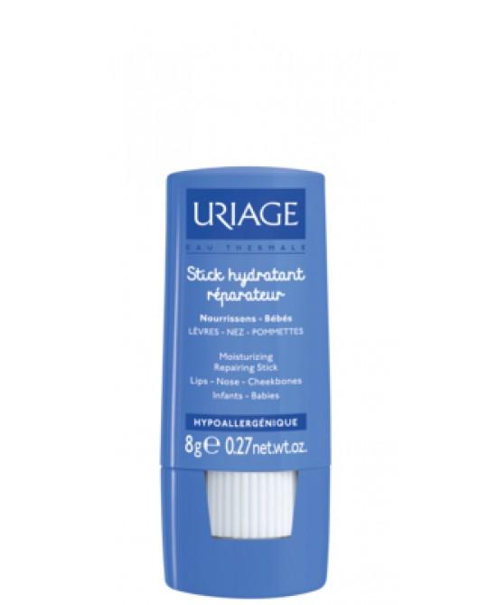 Uriage Bebe Stick Idratante Riparante 8g - Farmacistaclick