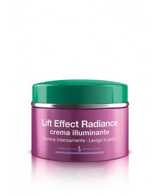 Somatoline Cosmetic Lift Effect Radiance Crema Illuminante Viso 50 ml - Farmastar.it