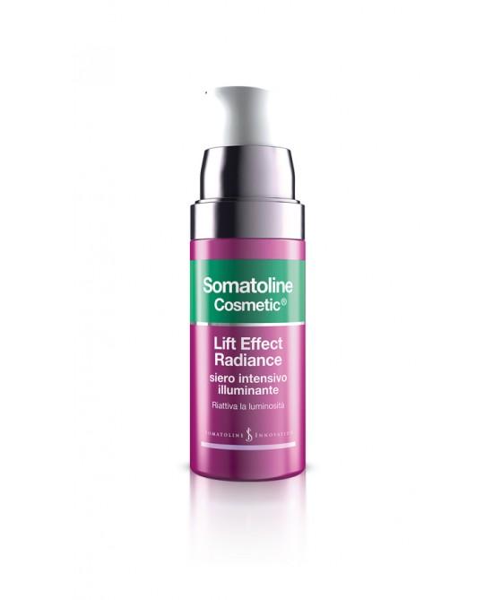 Somatoline Cosmetic Lift Effect Radiance Siero Intensivo Illuminante 30ml - Speedyfarma.it