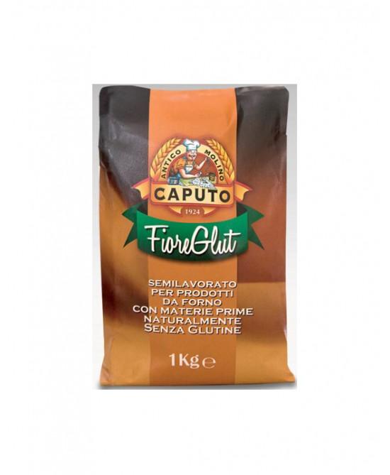 Caputo FioreGlut Preparato Per Prodotti Da Forno Senza Glutine 1kg -