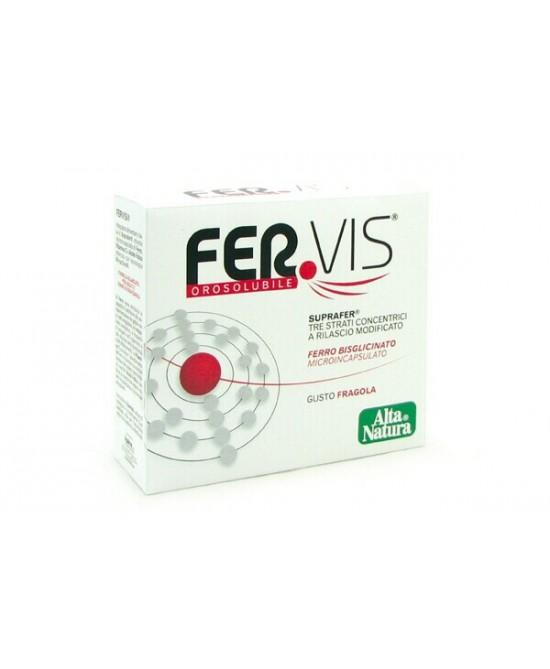 FERVIS 20BUST DA 2,5G prezzi bassi
