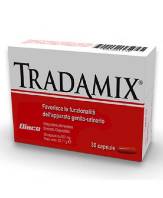 Tradamix 30 capsule - Spacefarma.it